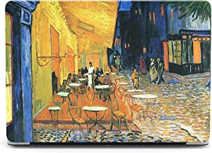 Vincent Van Gogh Protective case Compatible with Apple MacBook Mac Air Pro 13 12 15 16 13.3 inch Retina Cover SN6 (Mac Pro 13