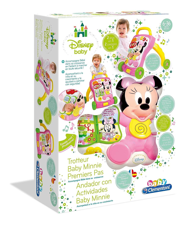 Amazon.es: Clementoni Disney - Andador con Actividades ...
