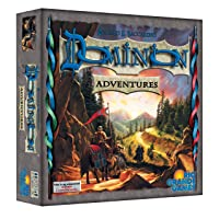 Deals on Rio Grande Games Dominion Adventures Game Gold