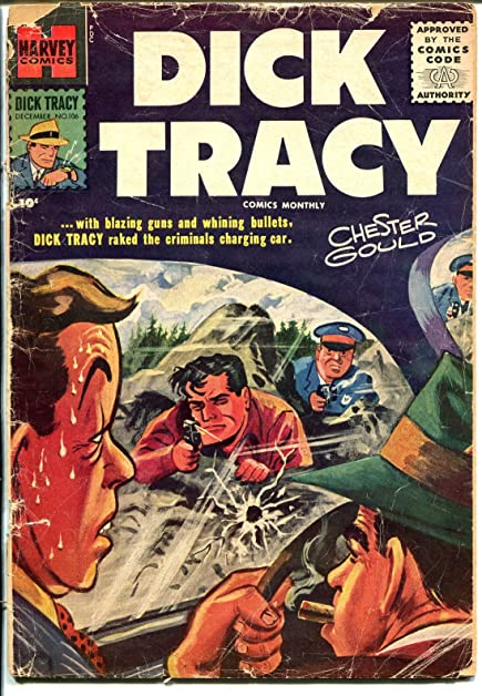 Authorized collectible dick guide tracy