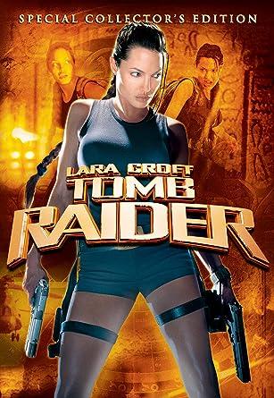 Lara Croft Tomb Raider Dvd 2001 Region 1 Us Import Ntsc