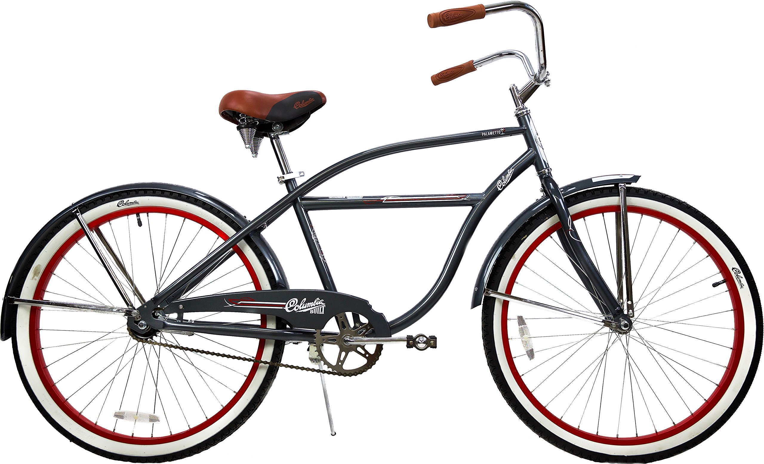 Columbia Palmetto 26-Inch Men's Single-Speed Vintage Cruiser by Columbia Bicycles (Image #5)