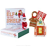 Amazon.com deals on Elf on the Shelf Boy Light with Gingerbread Costume