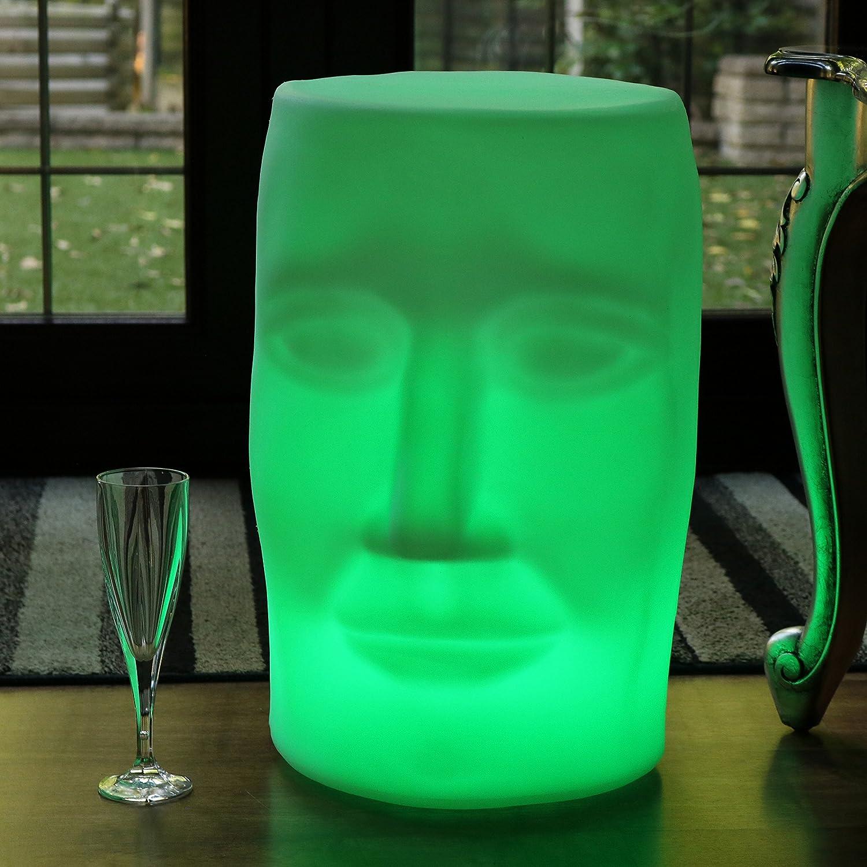 Lampada Terra RGB senza Fili PK Green Sgabello LED Luminoso