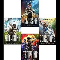 Reign of the Lion Series Box Set: Millennial Period Christian Fantasy