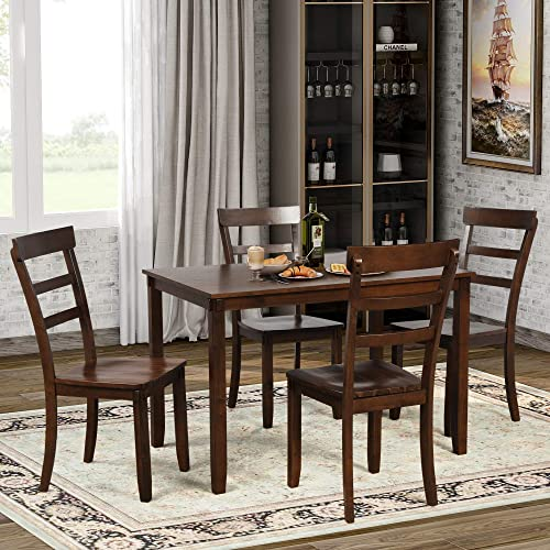Deal of the week: Merax Farmhouse Style Kitchen Table Set