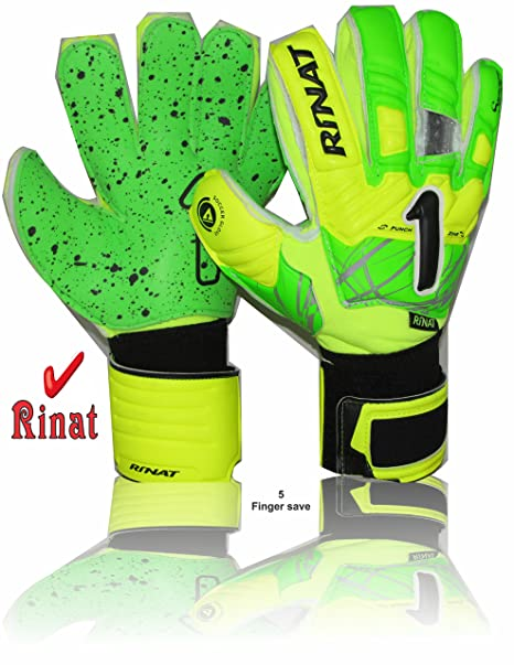 Image Unavailable. Image not available for. Color  Rinat goalkeeper glove  ... d1060ff50d