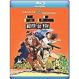 Never So Few [Blu-ray]