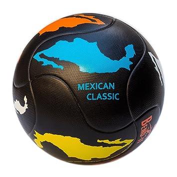 Bend-It Match - Balón de fútbol de Calidad 5 - Mexicano clásico, 5 ...