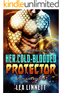 Her Cold-Blooded Master: A Sci Fi Alien Romance (Levekk Invaders