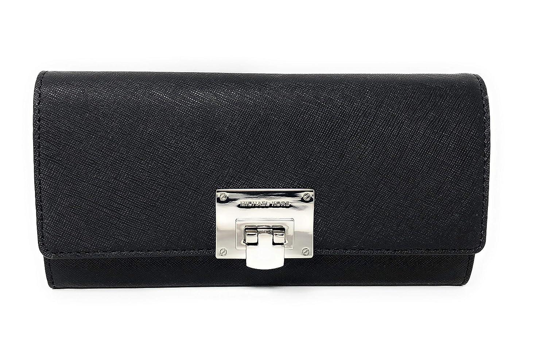 de2a2e91c1b90 Amazon.com  Michael Kors Tina Saffiano Leather Carryall Clutch Wallet  (Sapphire)  AAfashiondistrict