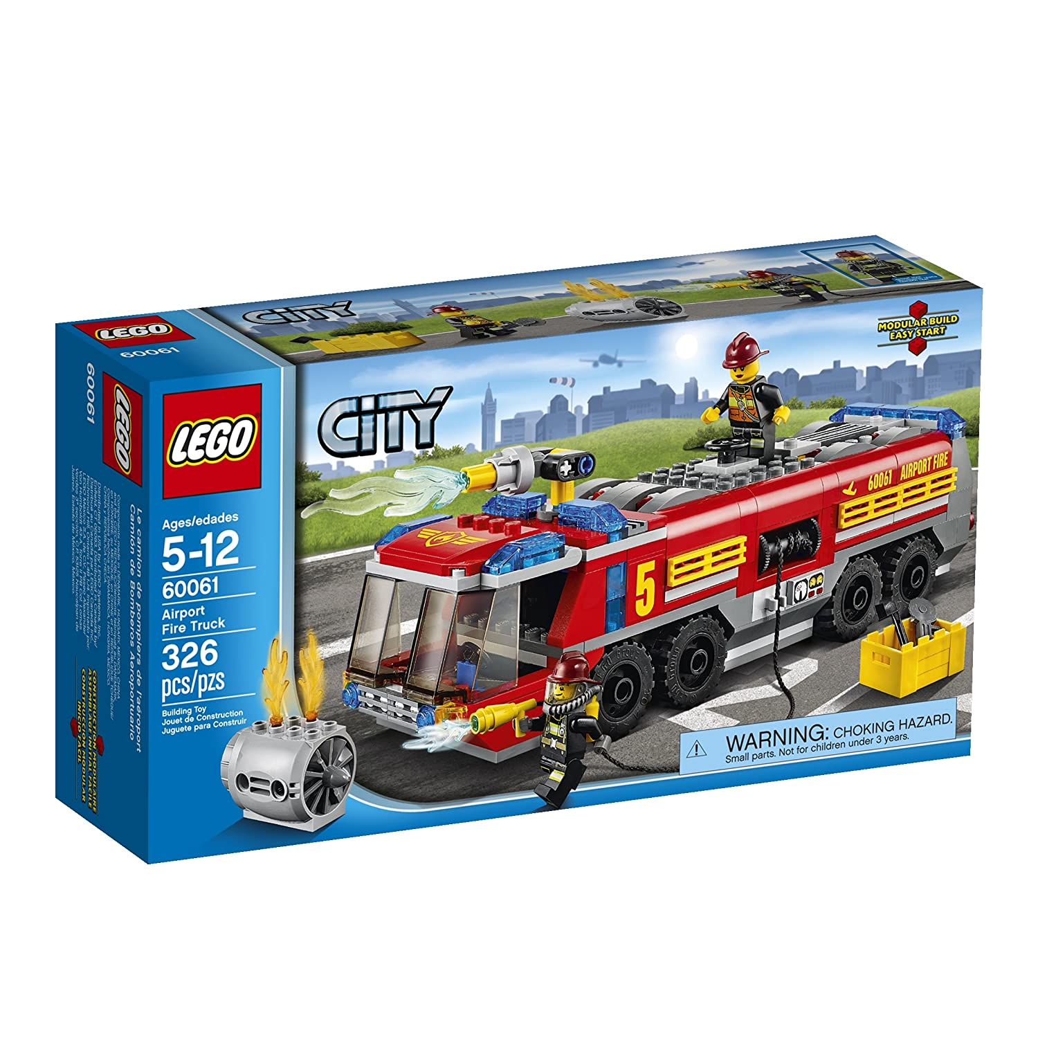 Top 9 Best LEGO Fire Truck Sets Reviews in 2021 18