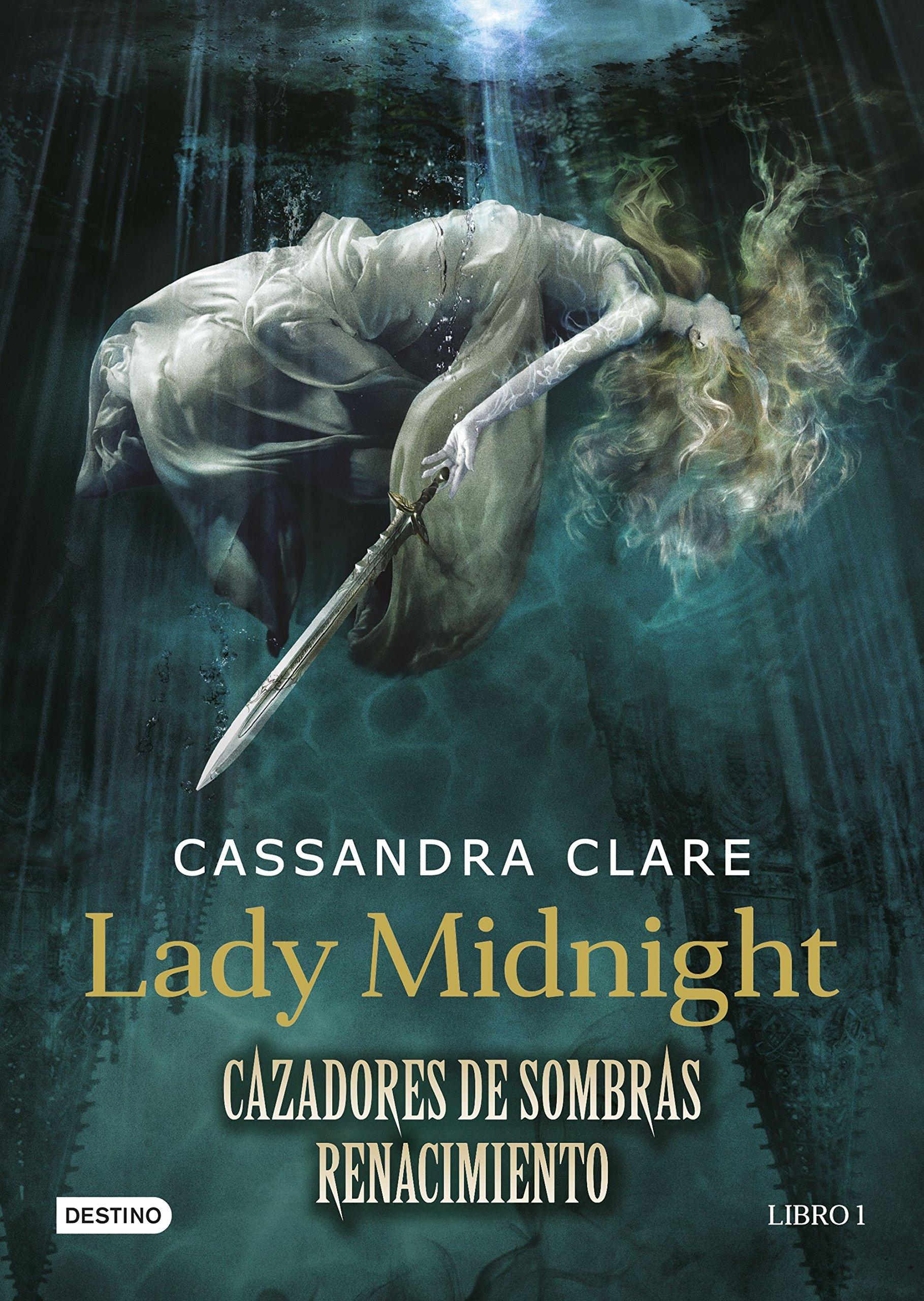 Cazadores de sombras Renacimiento 1: Amazon.es: Cassandra Clare, Patricia  Nunes Martínez: Libros