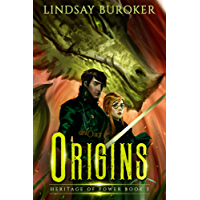Origins (Heritage of Power Book 3) (English Edition)