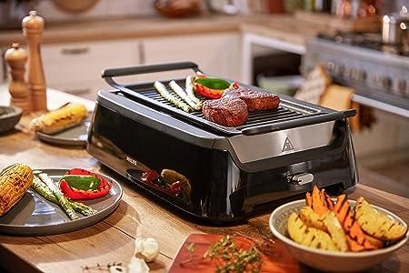 Wmf Elektrogrill 2300 Watt : Philips hd6370 91 smokeless indoor grill 1600 w [energy class a