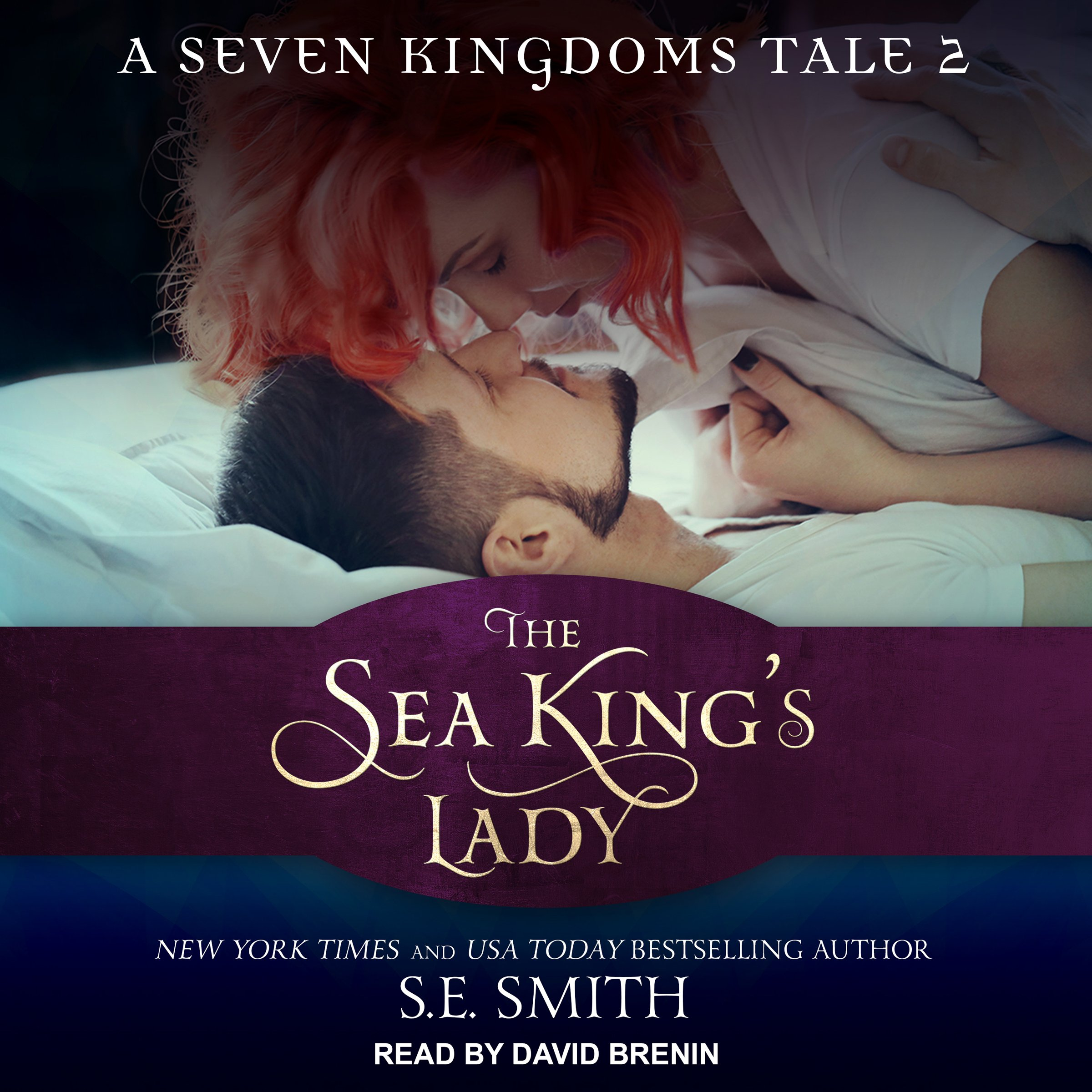 The Sea King's Lady: Seven Kingdoms Tale Series, Book 2