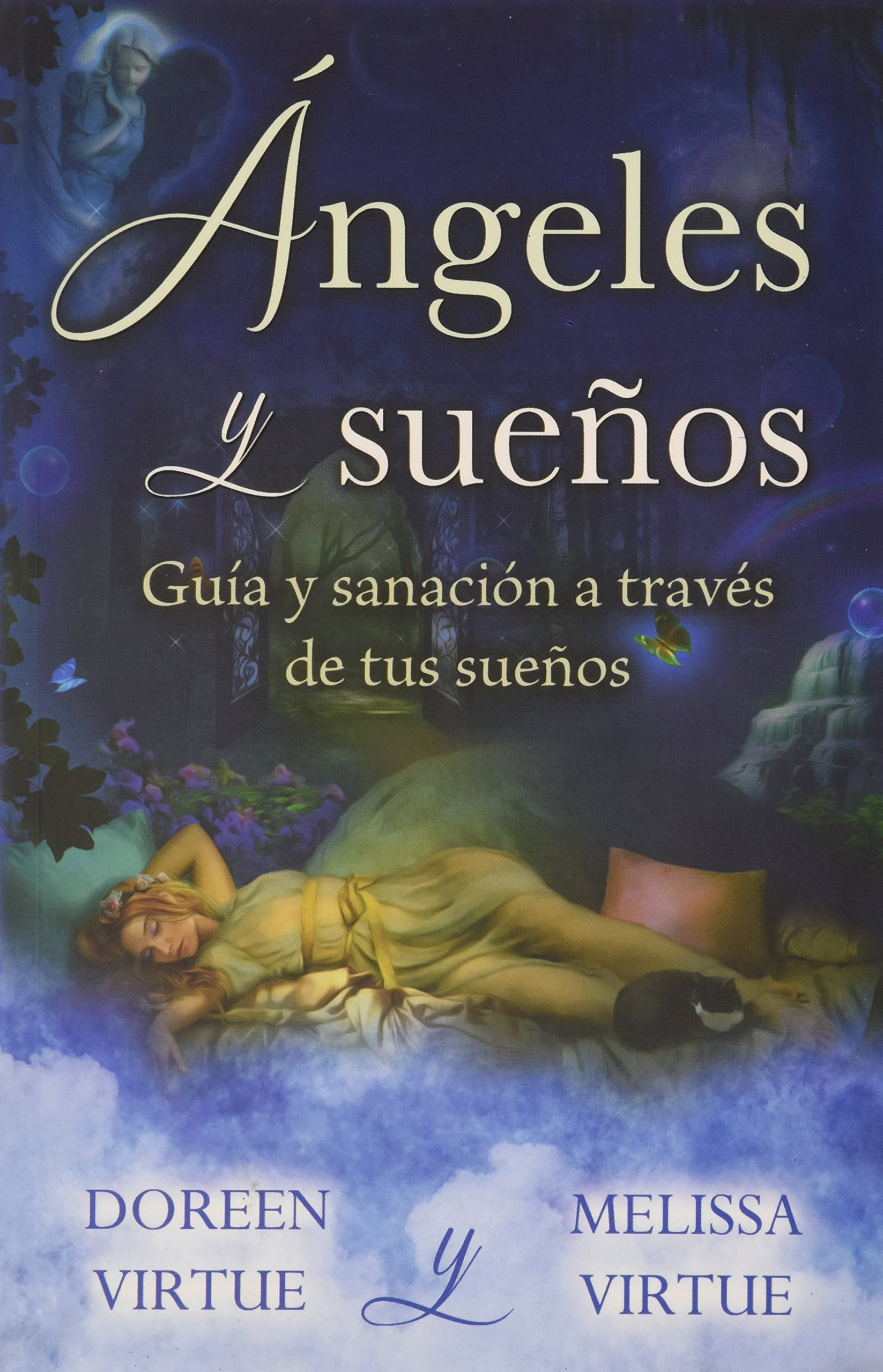 Angeles y Suenos (Spanish Edition): Virtue: 9786074156928 ...