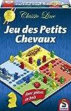 Schmidt - 88111 - Jeu de Plateau - Classic Line - Jeu de Petits Chevaux