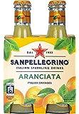 Sanpellegrino Italian Sparkling Drinks Aranciat (Orange), 24 x 200 mL
