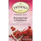 Twinings Pomegranate & Raspberry Tea, 20 ct