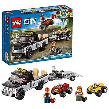 LEGO Bau- & Konstruktionsspielzeug Baukästen & Konstruktion 60182 LEGO City Pickup & Wohnwagen