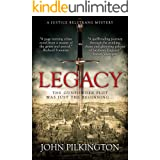 Legacy: A Justice Belstrang Mystery