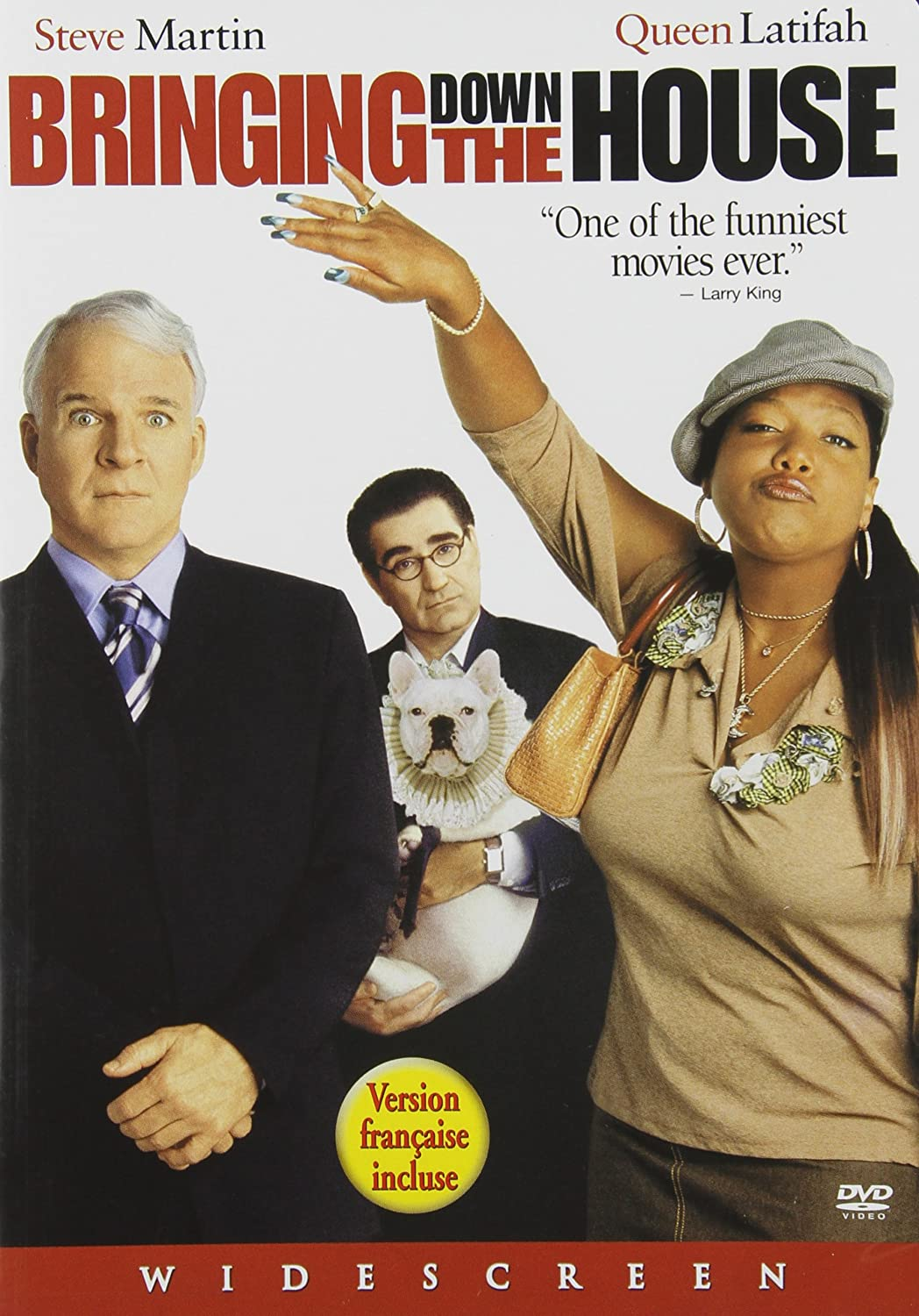 Bringing Down The House (Bilingual) Steve Martin Queen Latifah Eugene Levy Joan Plowright
