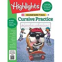 Handwriting: Cursive Practice (Highlights Handwriting Practice Pads)