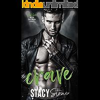 Crave: A Second Chance Rockstar Romance (Full Moon Book 4)