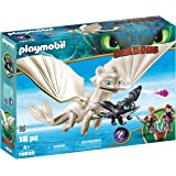 Playmobil Light Fury with Kids 70038