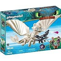 Playmobil 70038 - Tagschatten und Babydrachen mit Kindern