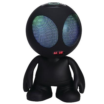 Review Superasonic Bluetooth Alien Portable