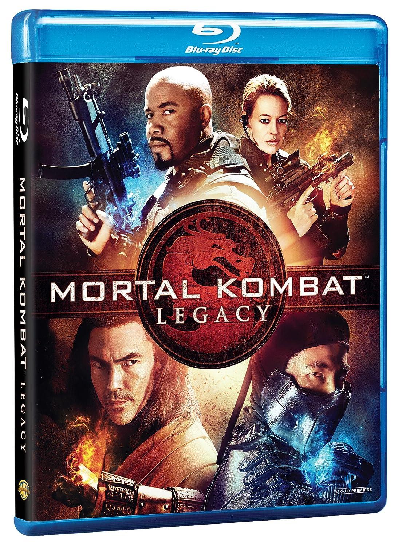 Amazon.com: Mortal Kombat: Legacy [Blu-ray]: Aaron Helbing ...