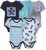 Calvin Klein 男宝宝连体衣 5 件套