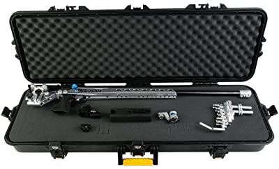 Plano Gun Guard All Weather Tactical Series Rifle Case Polymer Black