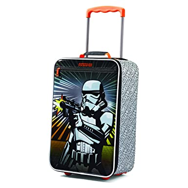 American Tourister Disney 18 Inch Upright Soft Side, Star Wars/Storm Trooper, One Size