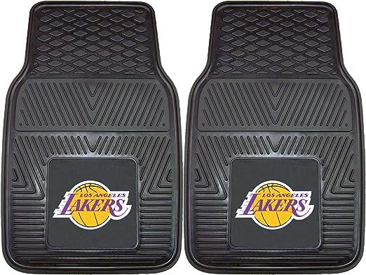 Amazon.com: FANMATS NBA Los Angeles Lakers Vinyl Heavy Duty Car Mat: Automotive
