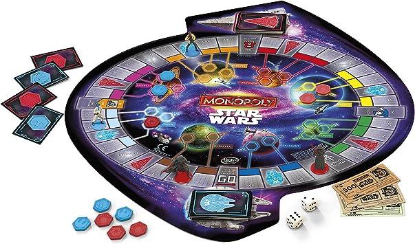 Monopoly Juego de Star Wars: Amazon.es: Juguetes y juegos