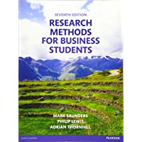 Research Methods for Business Students (Pear06)