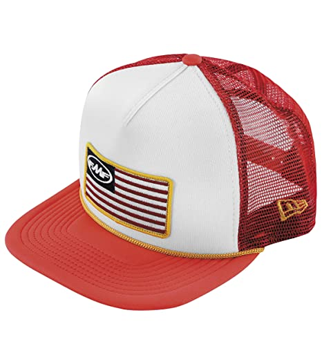 59c7284d593 Image Unavailable. Image not available for. Color  FMF Unisex-Adult Stars  and Bars 2 Snapback Trucker Hat ...