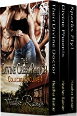 The Divine Creek Ranch Collection, Volume 4 [Box Set] (Siren Publishing Menage Everlasting)