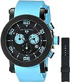 Swiss Legend Men's 30465-BB-01-BBLAS Cyclone Analog Display Swiss Quartz Blue Watch