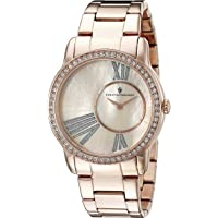Christian Van Sant CV3613 - Reloj analógico de cuarzo para mujer, color oro rosa