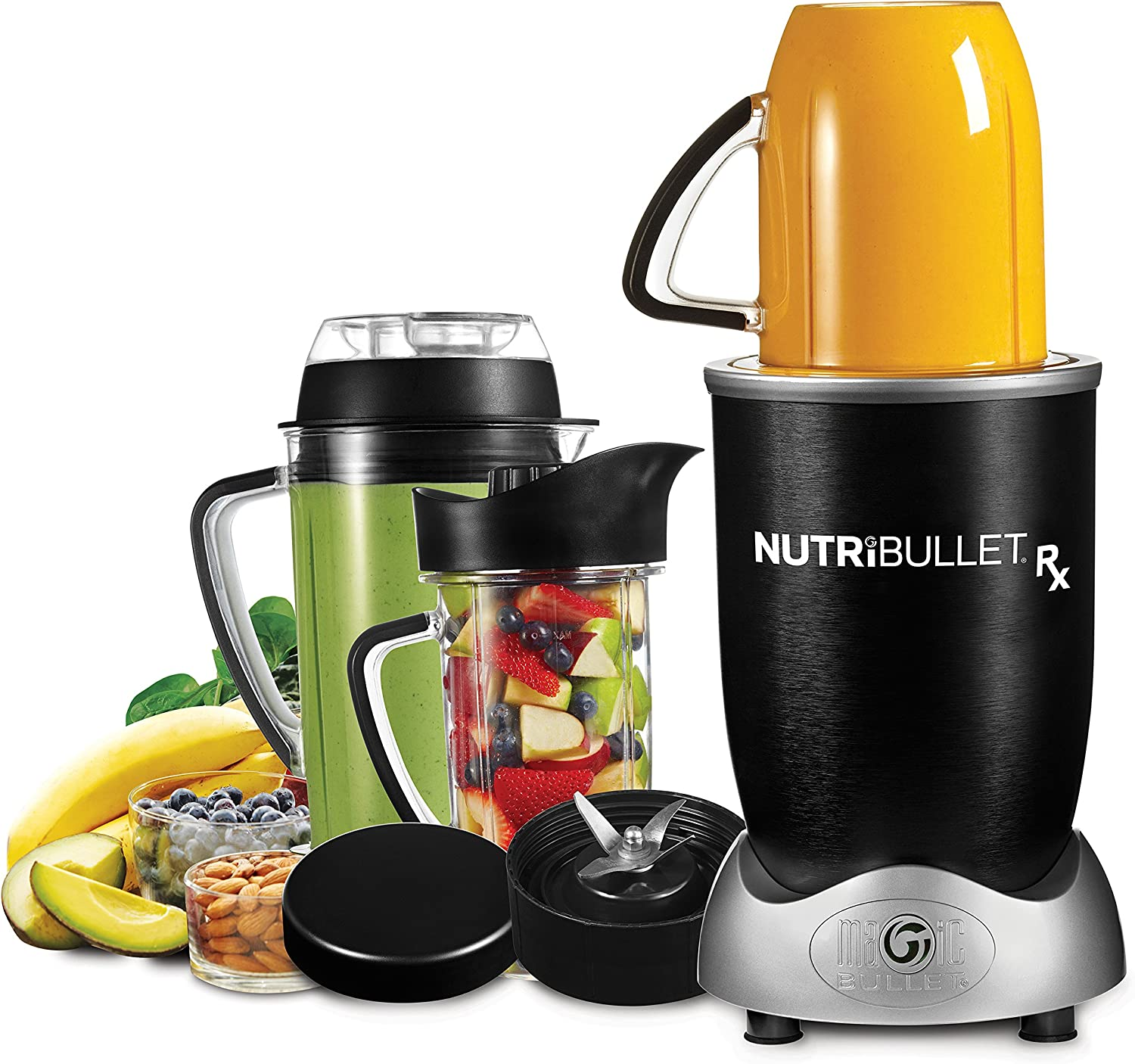 NutriBullet Rx N17-1001 Blender for Indian Cooking