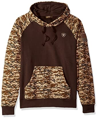 ARIAT Patriot Hoodie at Amazon Men s Clothing store  dcf3c74a8