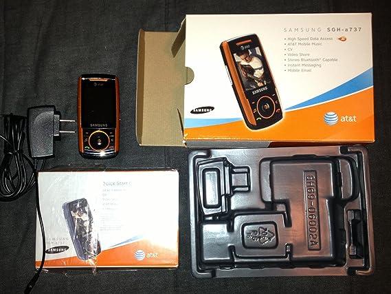 Samsung SGH A737 Slide Phone ATT