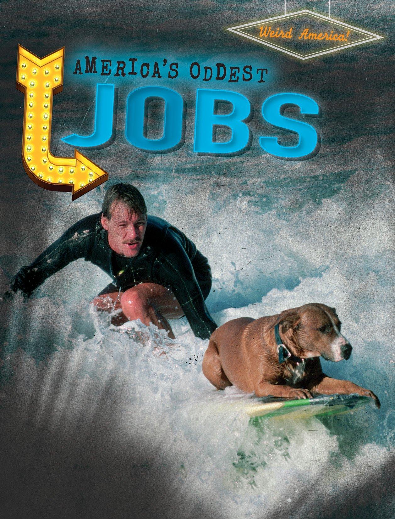 Read Online America's Oddest Jobs (Weird America) pdf