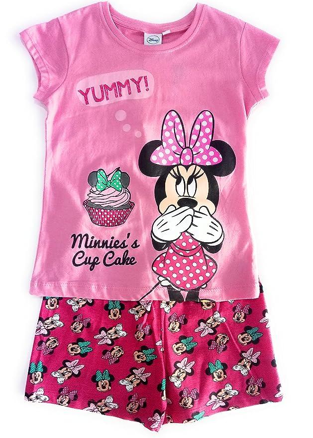 Pijama Minnie Mouse Disney Surtido (8, Gris): Amazon.es: Ropa y accesorios