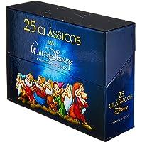 Coleção 25 Clássicos Disney [DVD]