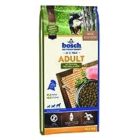bosch Hundefutter Adult Geflügel & Hirse